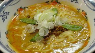 名古屋で担々麺が食べたいなら鶴里駅の三徳屋がおすすめです