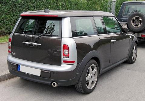 Mini_Clubman_20090717_rear