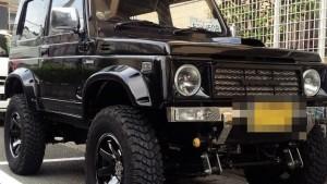ジムニーJA11の中古車を買う前に知っておくべきこと~維持費、燃費、注意点等