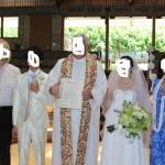 ハワイ・キャルバリーバイザシー教会での結婚式当日の流れ詳細