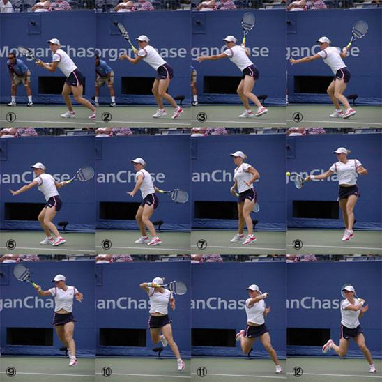 テニス初心者のための効果的な素振りと壁打ち