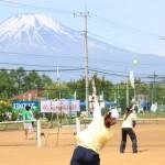 優勝賞品は海外旅行!!アマチュアのテニス大会「マウントフジカップテニストー ナメント」